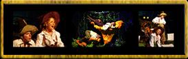 Les Fabuleuses histoires de Lilou la Pestouille